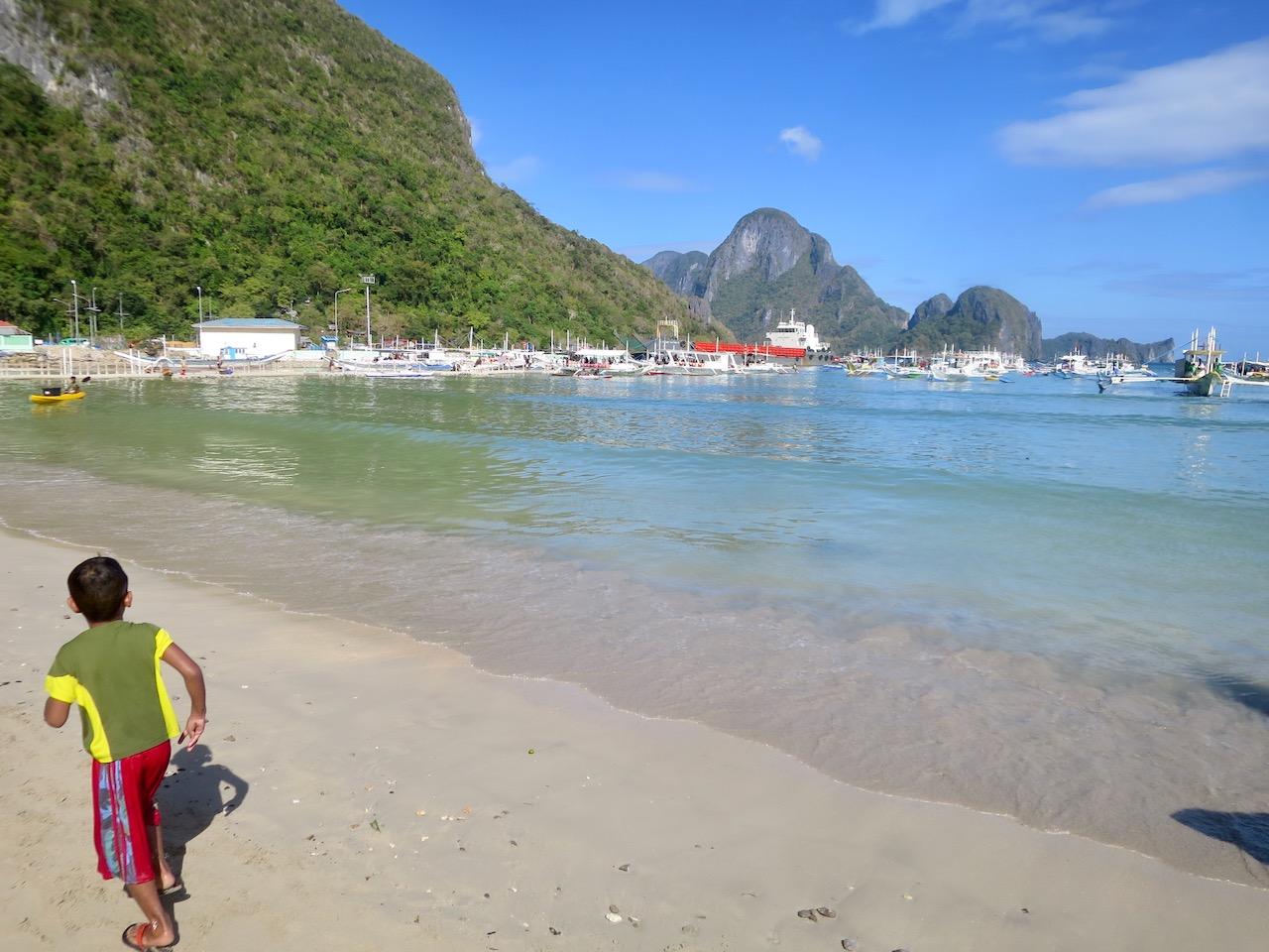 Praia de El Nido