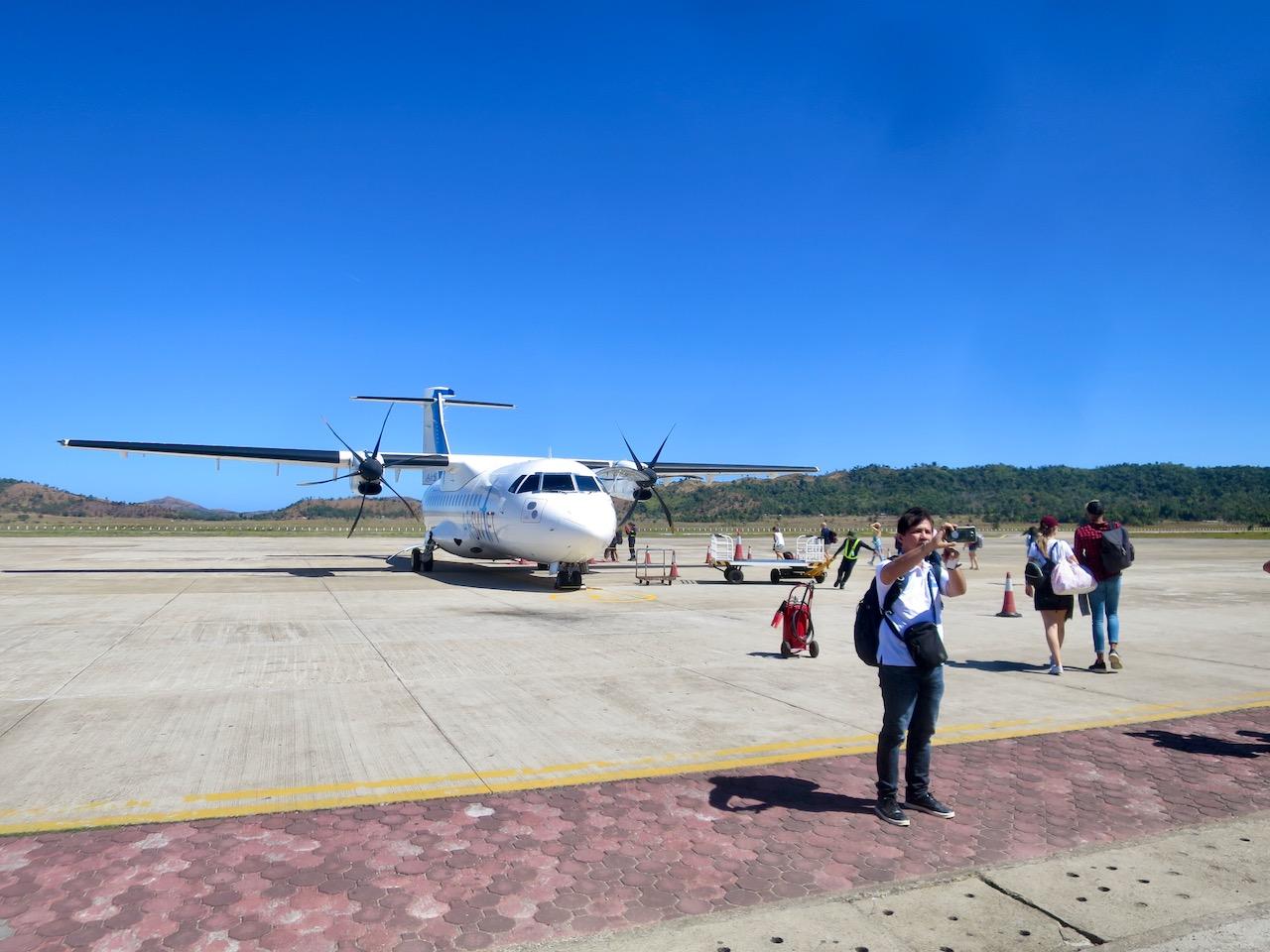 Voar nas Filipinas