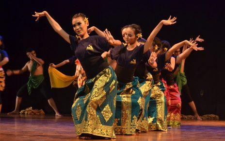 Danca javanesa em Yogyakarta