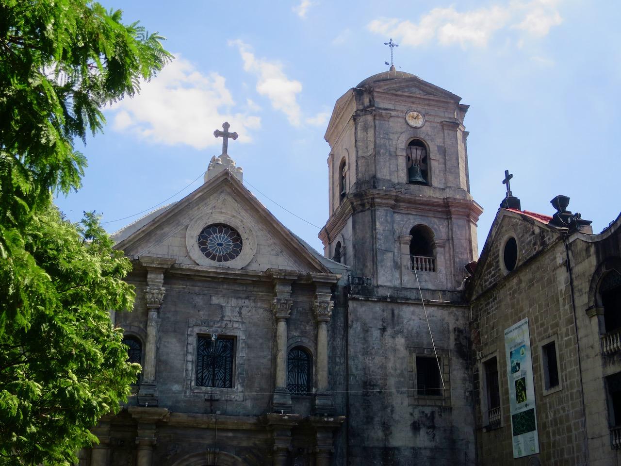 Igreja de Santo Agostinho em Manila