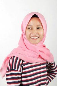 Moca muculmana na Indonesia