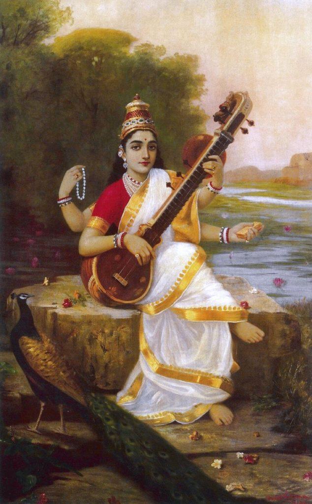 Deusa hindu Saraswati