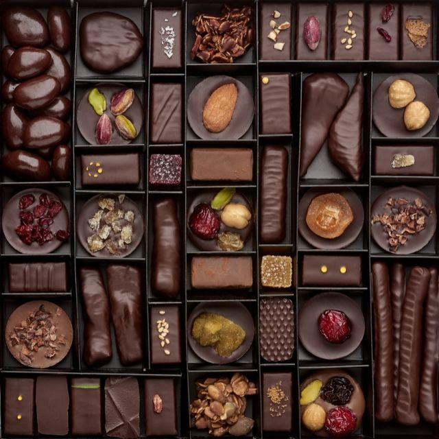 Laurent Gerbaud chocolates