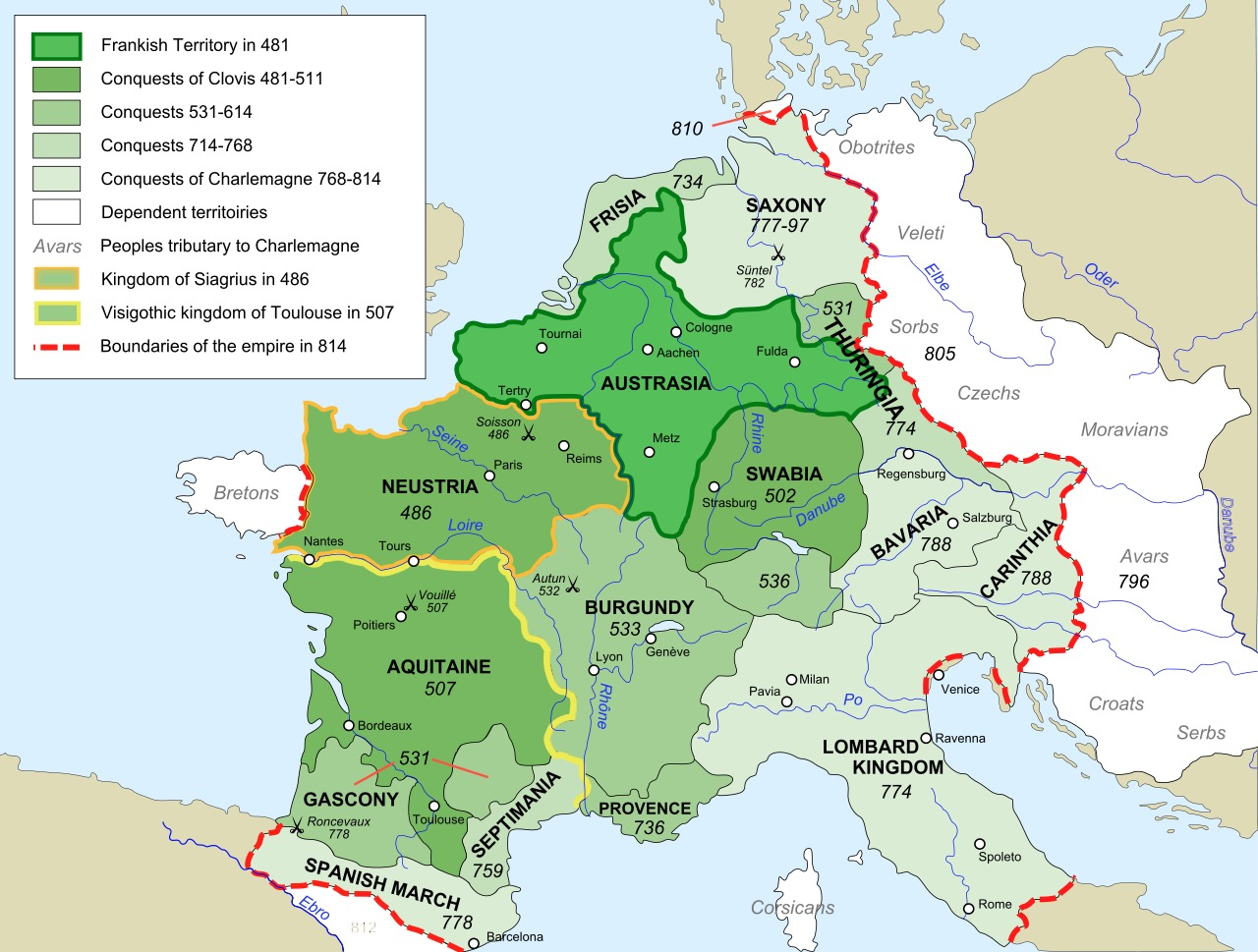1280px Frankish Empire 481 to 814 en large