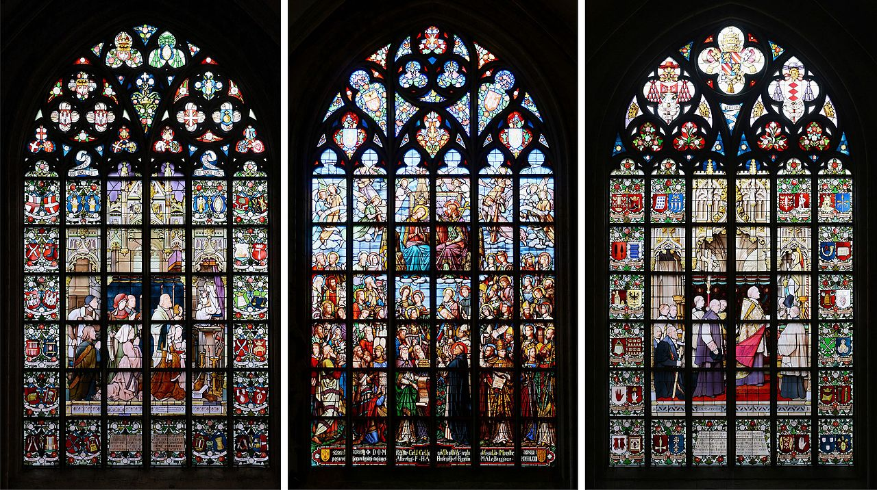 1280px Stained glass Antwerp 4