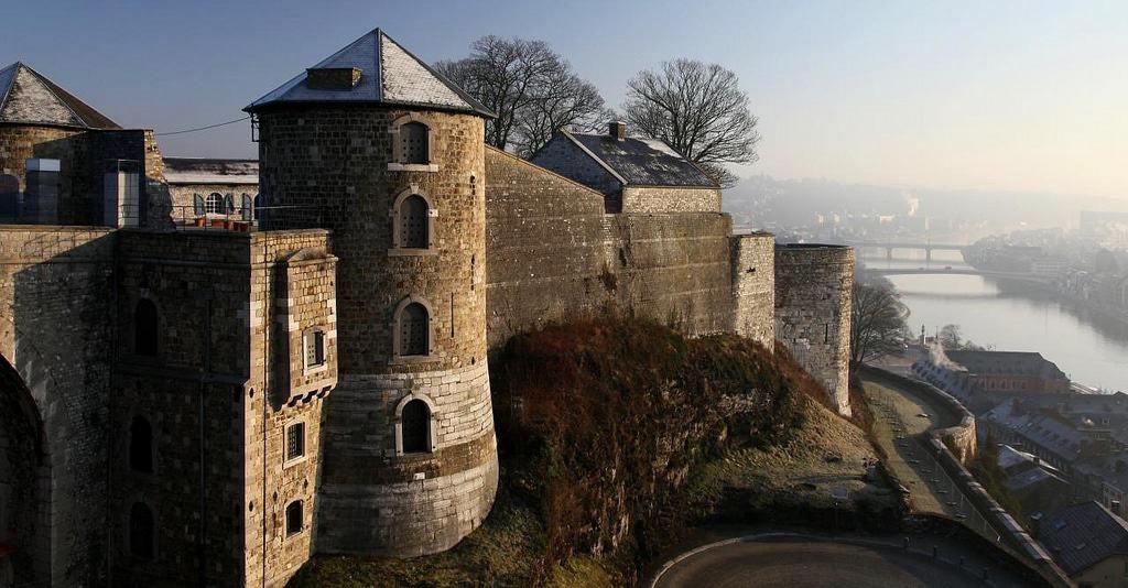 A Cidadela de Namur