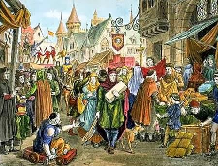 Mercados de Flandres da Idade Media