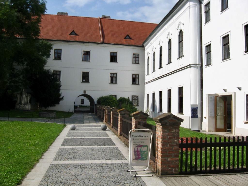O Museu de Mendel em Brno