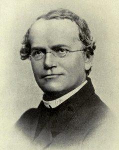 Gregor Mendel 1865