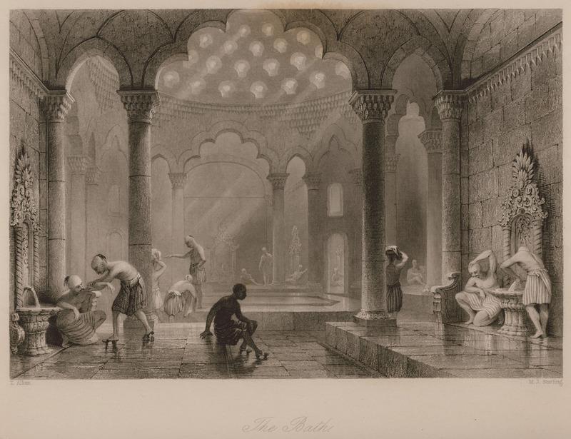 Banhos turcos