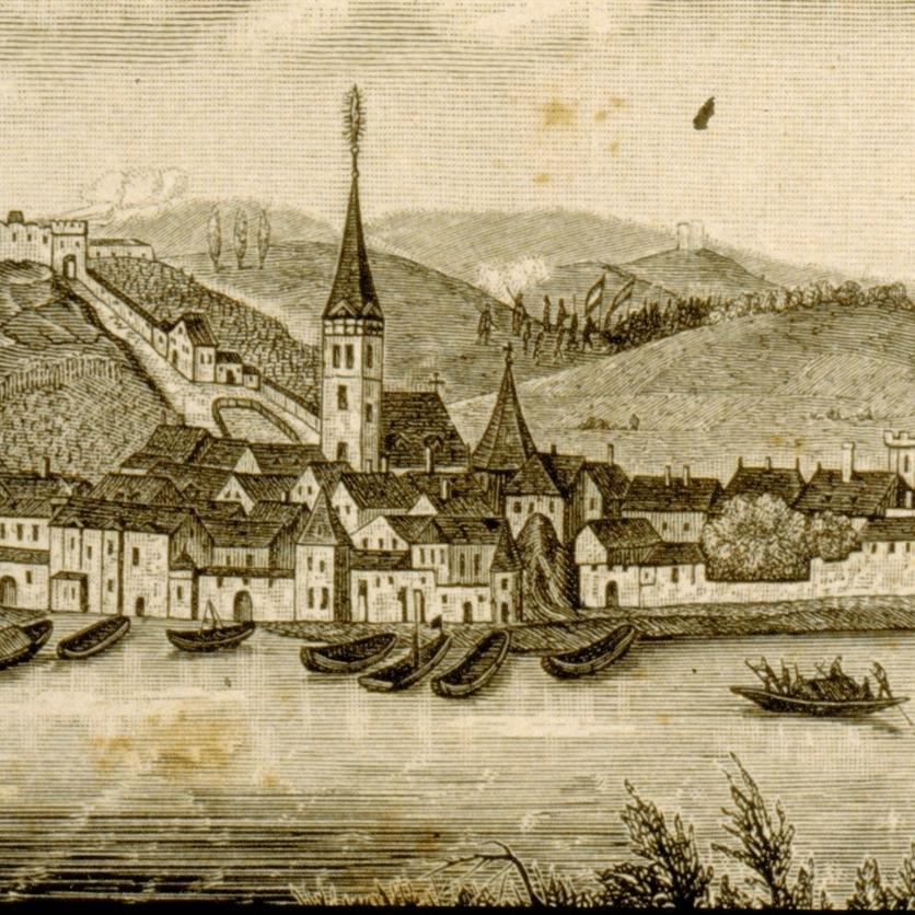 Melk an der Donau na Idade media
