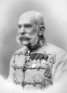 859px Emperor Francis Joseph
