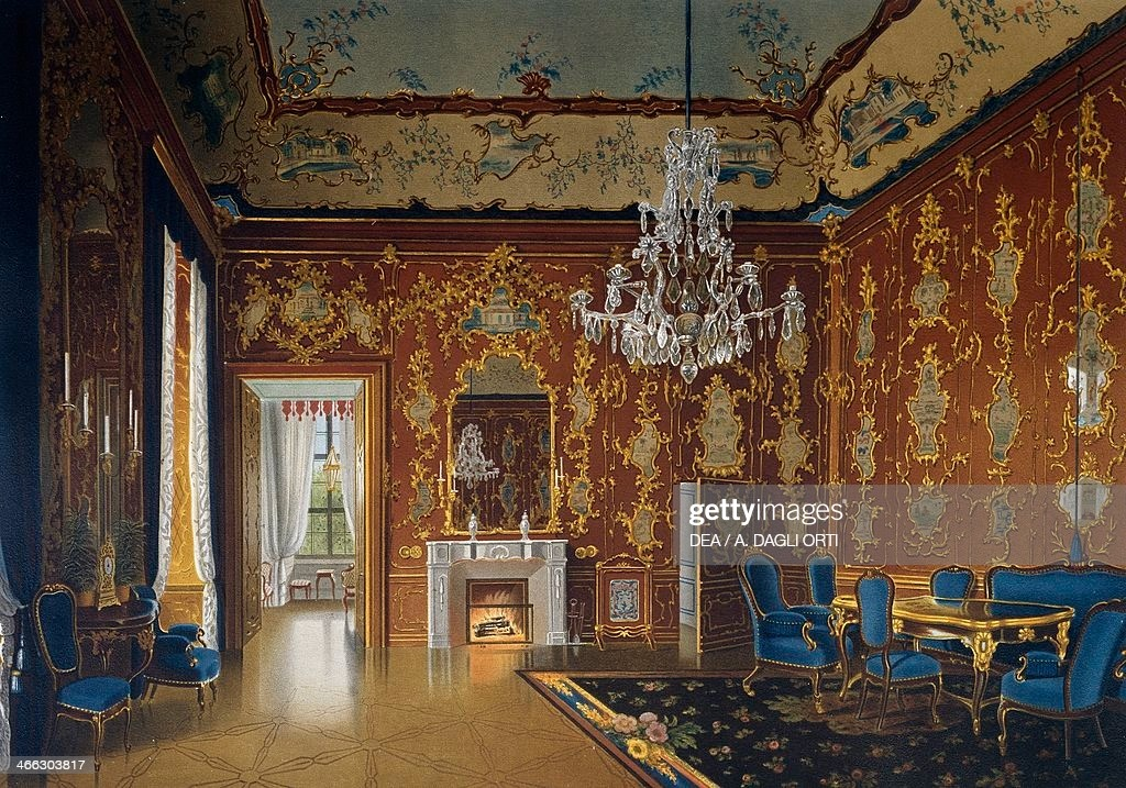 Aposentos de Maria Theresa